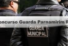 Concurso Guarda Parnamirim RN 2019