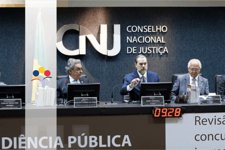 Dias Toffoli defende ajustes nos concursos de juiz para avaliar aptidão para o cargo