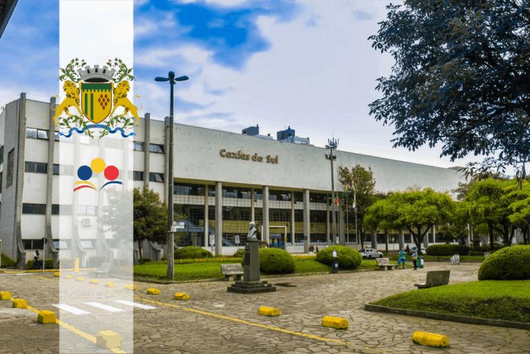 Concurso Prefeitura de Caxias do Sul 2019: Inscrições Abertas