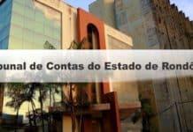 CONCURSO Tribunal de Contas do Estado de Rondônia