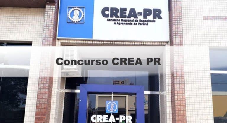 Concurso CREA PR 2019: Saiu o gabarito preliminar