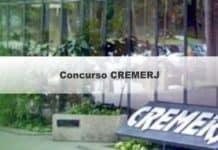 Concurso CREMERJ