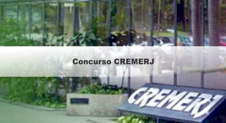 Concurso CREMERJ 2019: Inscrições Abertas para 21 vagas em cargos de Nível Superior Médio