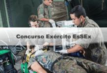 Concurso Exército EsSEx 2019