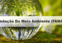 Concurso Fundação Do Meio Ambiente (FAMAP)