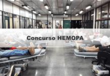 Concurso HEMOPA 2019