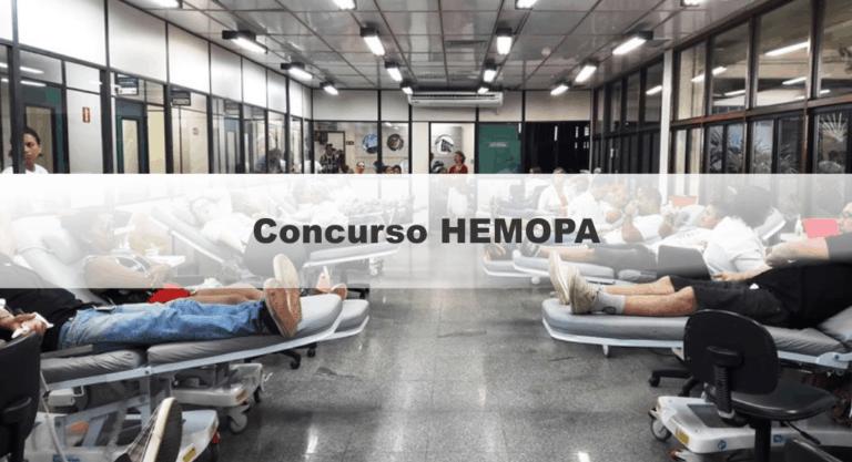 Concurso HEMOPA: IADES divulga gabaritos preliminares das provas objetivas