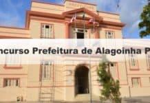 Concurso Prefeitura de Alagoinha PE 2019