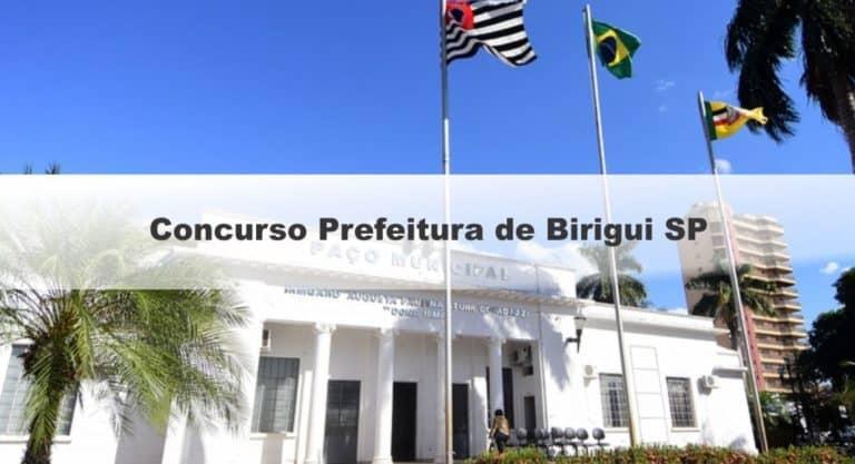 Concurso Prefeitura de Birigui SP 2019: Vunesp divulga Gabarito Preliminar