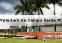Concurso Prefeitura de Campo Verde MT