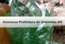 Concurso Prefeitura de Cristalina GO