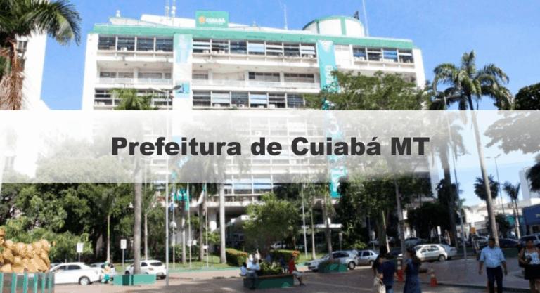Concurso Prefeitura de Cuiabá MT 2019: Inscrições Abertas para 288 vagas para a Secretaria de Assistência Social