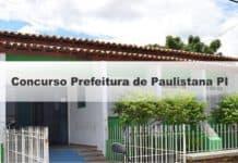 Concurso Prefeitura de Paulistana PI
