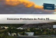 Concurso Prefeitura de Pedra PE 2019