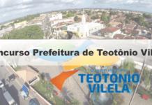 Concurso Prefeitura de Teotônio Vilela (AL)
