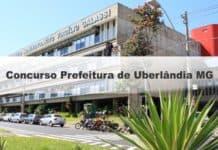 Concurso Prefeitura de Uberlândia MG