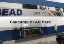 Concurso SEAD Pará