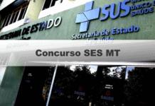 Concurso SES MT