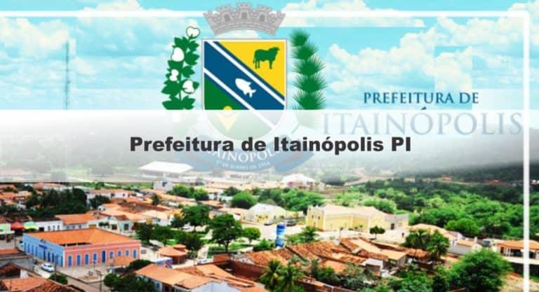 Processo Seletivo Prefeitura de Itainópolis PI 2019: Inscrições Abertas para 35 vagas