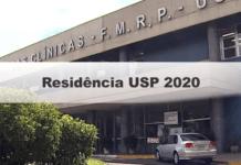 Residência USP 2020