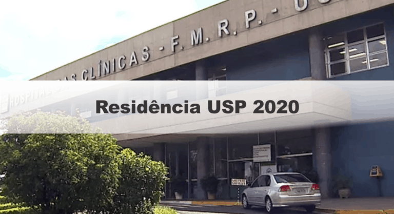Processo Seletivo Residência USP 2020