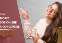 Ranking dos Melhores Cursos Online para Concursos 2020