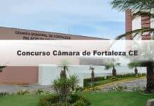Concurso Câmara de Fortaleza CE