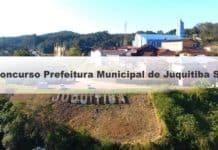 Concurso Prefeitura Municipal de Juquitiba SP