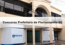 Concurso Prefeitura de Florianópolis-SC