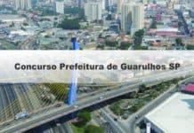 Concurso Prefeitura de Guarulhos SP