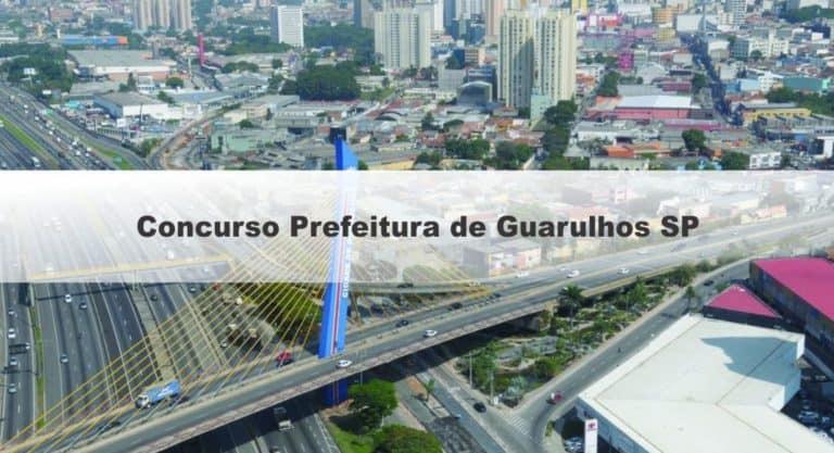Concurso Prefeitura de Guarulhos SP 2019: Inscrições Abertas para Assistente de Gestão Pública