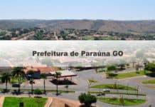 Concurso Prefeitura de Paraúna GO