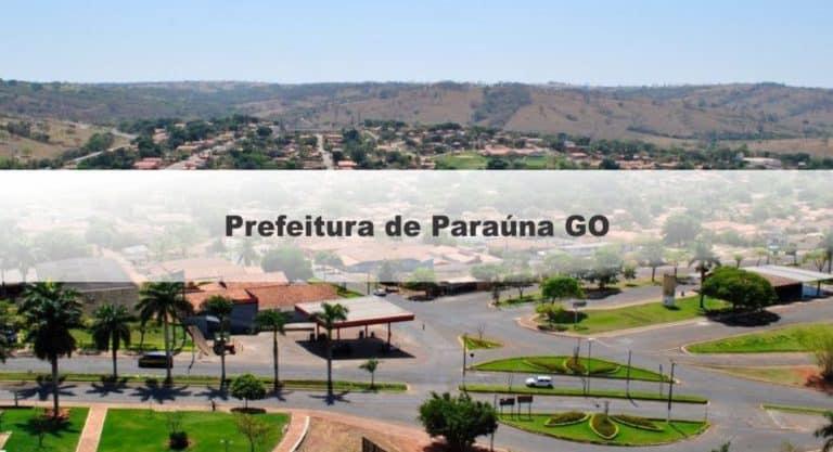 Concurso Prefeitura de Paraúna GO: Saiu o Edital com 1.044 vagas
