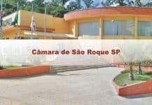 Concurso Câmara de São Roque SP