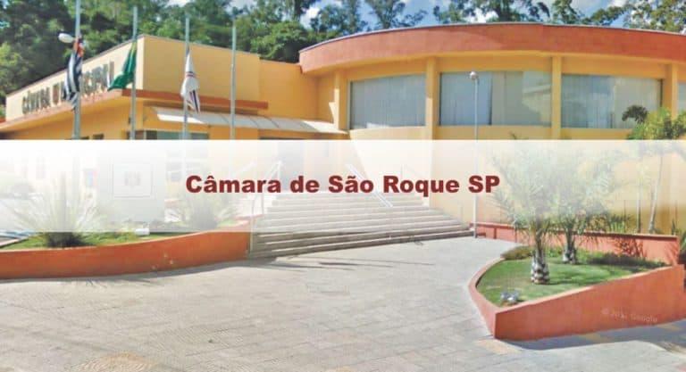 Concurso Câmara de São Roque SP: Saiu o Edital com 12 vagas