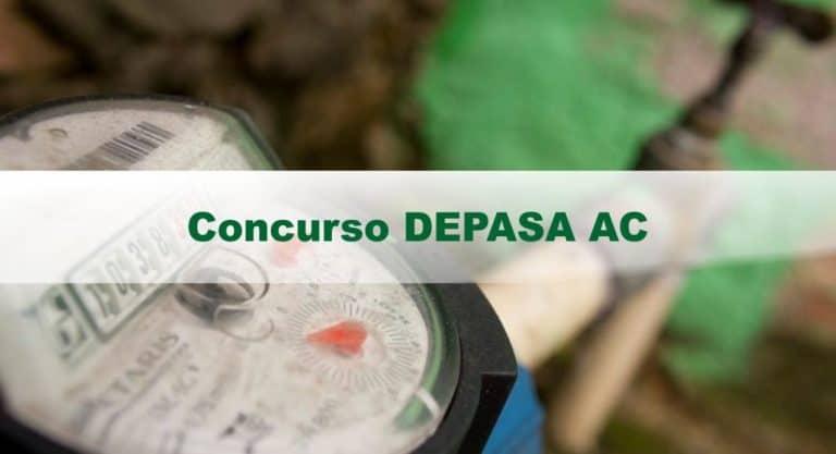 Concurso Depasa AC: Saiu o Edital com mais de 490 vagas!