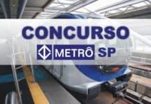 Concurso Metrô SP 2019