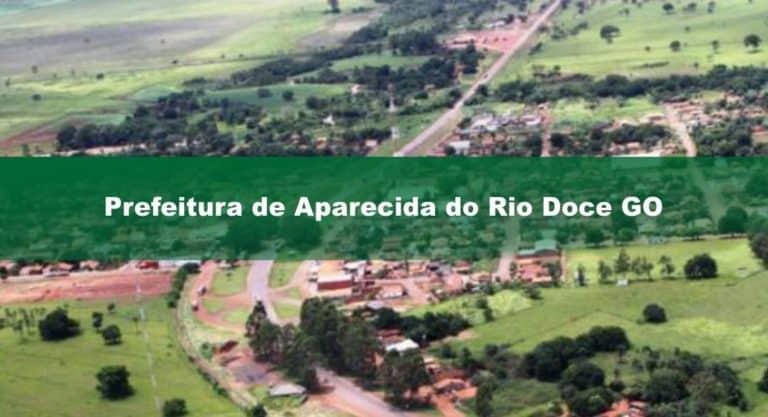 Concurso Prefeitura de Aparecida do Rio Doce GO: Edital com 34 vagas