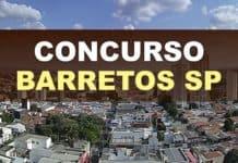 Concurso Prefeitura de Barretos SP