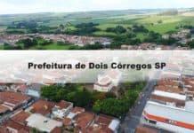 Concurso Prefeitura de Dois Córregos SP
