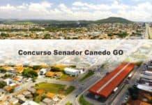 Concurso Senador Canedo GO