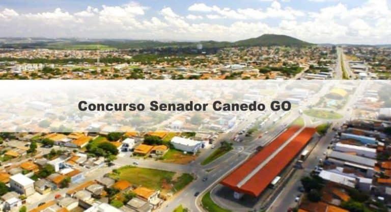 Concurso Senador Canedo GO: Saiu o Gabarito Preliminar das provas aplicadas no dia 19/01