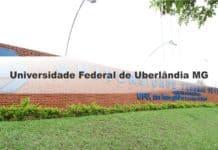 Concurso UFU MG 2019