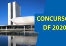 Concursos DF 2020