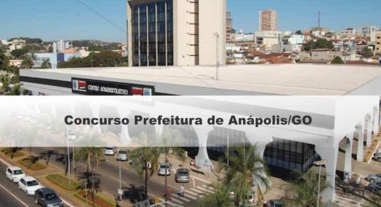Concurso Prefeitura de Anápolis GO: Saiu o Resultado Final da Prova Objetiva