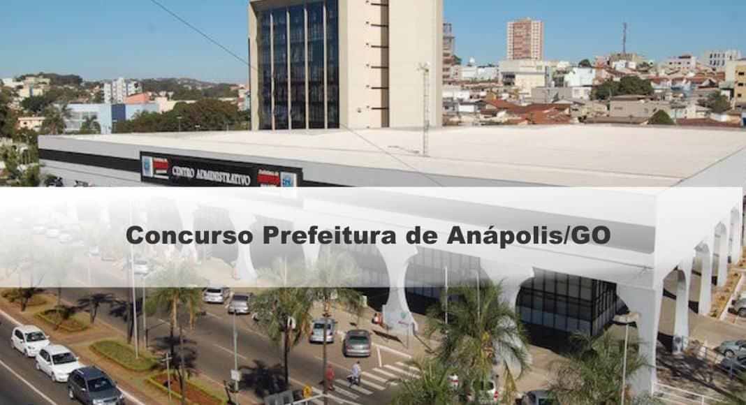 Concurso Prefeitura de Anápolis GO: Saiu o Resultado Preliminar da Prova Objetiva
