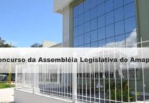 Concurso da Assembléia Legislativa do Amapá