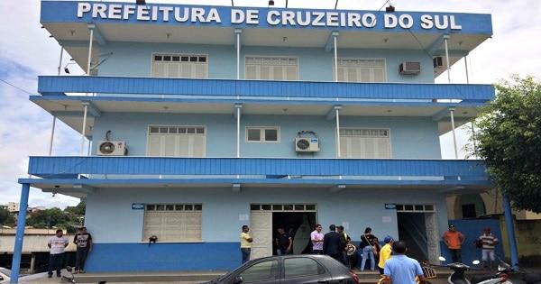 Concurso Prefeitura Municipal de Cruzeiro do Sul AC: Inscrições Prorrogadas até 30/10