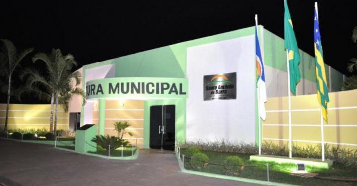 Concurso Prefeitura de Santo Antônio da Barra GO: Saiu o Edital
