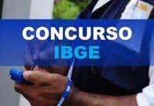 Concurso IBGE 2019
